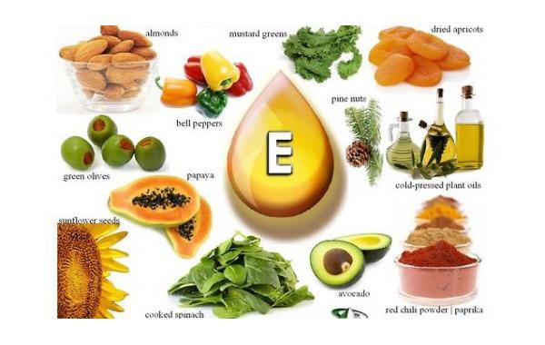 Chống nắng cho Nam bằng cách bổ sung thực phẩm giày Vitamin