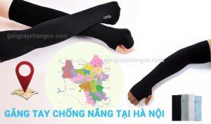 Giới thiệu địa chỉ mua găng tay chống nắng tại Hà Nội