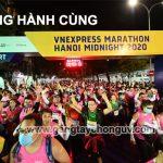 gang-tay-chong-nang-dong-hanh-cung-giai-vnexpress-marathon