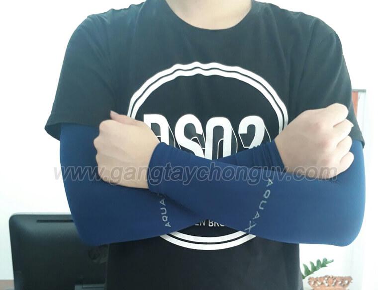 Găng tay chống nắng thể thao nam